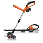 WORX WG922 Cordless 24-Volt Lithium Trimmer-Edger and Blower-Sweeper Combo Kit WG165 & WG565
