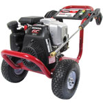Simpson Megashot MSH3125-S 3,100 PSI Honda GC190 Premium Gas Powered Heavy Duty Pressure Washer